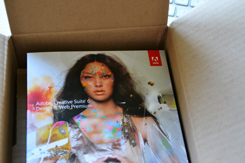 Heute in der Post: Die Adobe Creative Suite 6